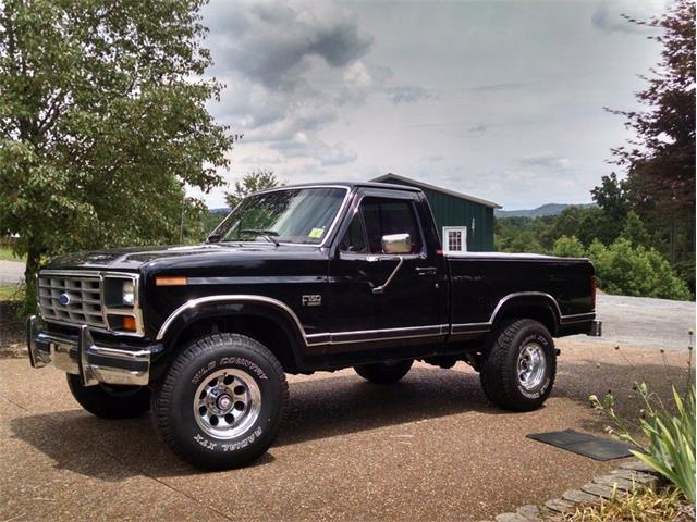 1986 Ford F150 Lariat XLT | 878138