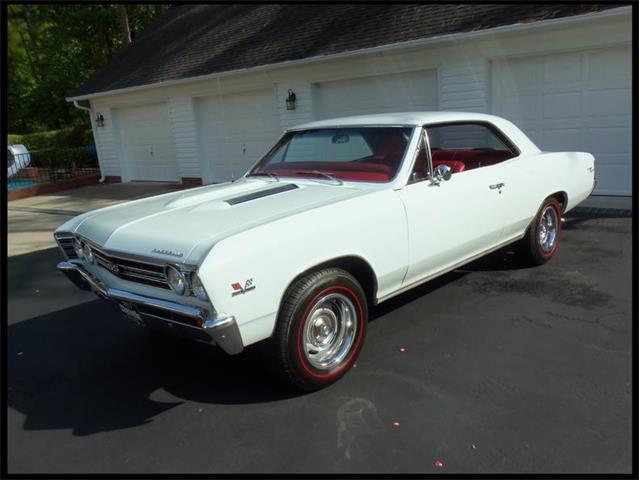 1967 Chevrolet Chevelle SS | 878139