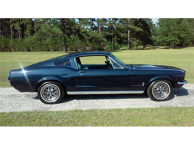 1967 Ford Mustang | 878140