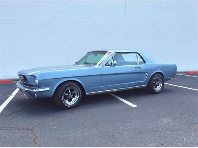 1966 Ford Mustang | 878152