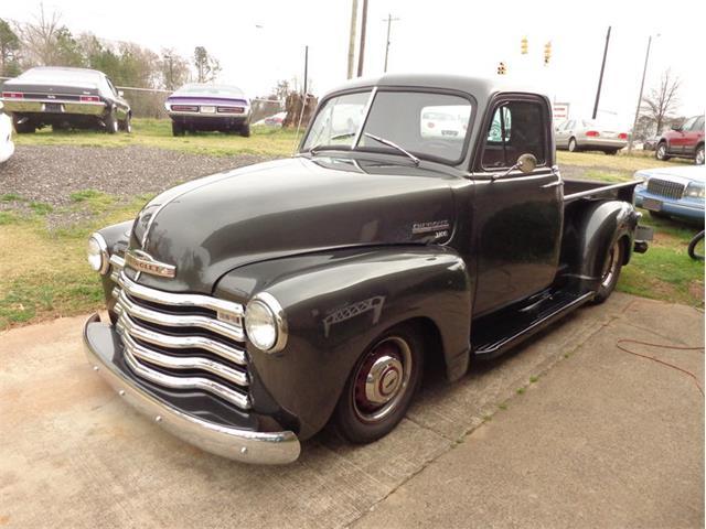 1948 Chevrolet 3100 SIDE STEP | 878153