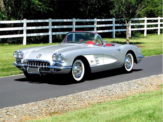 1959 Chevrolet Corvette | 878154