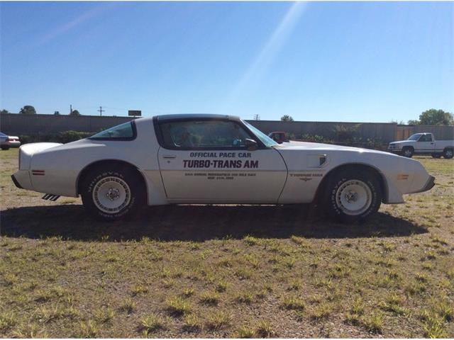 1980 Pontiac Trans Am Pace Car | 878158