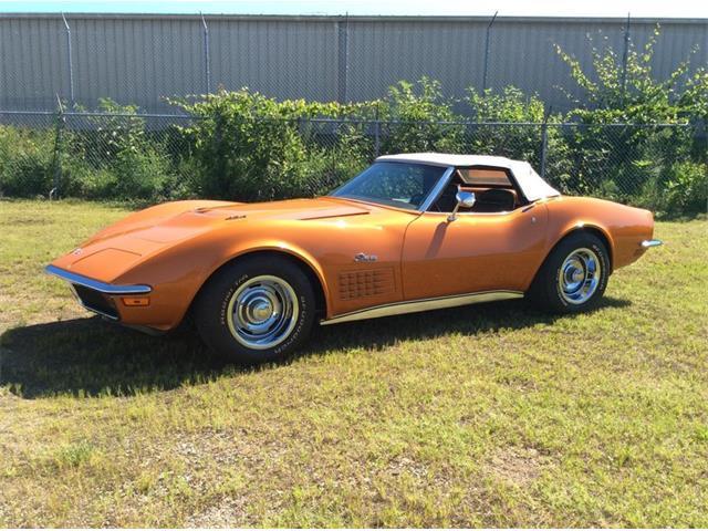 1972 Chevrolet Corvette | 878160