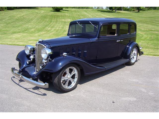1933 Buick Model 67   878164