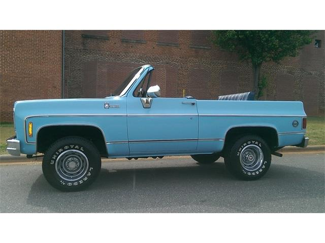 1974 Chevrolet Blazer | 878166