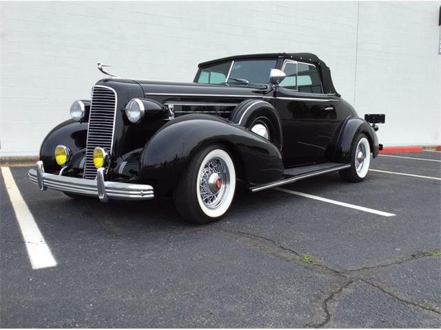 1936 Cadillac 355 Convertible | 878167