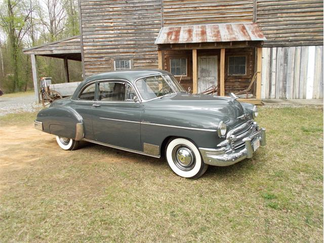 1950 Chevrolet Deluxe CLUB COUPE | 878169