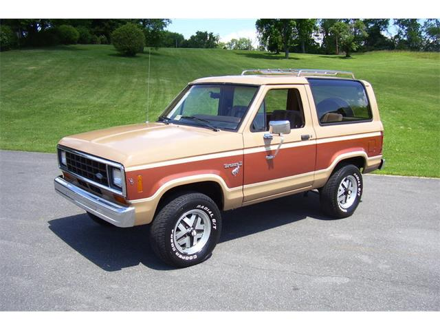 1984 Ford Bronco II | 878178