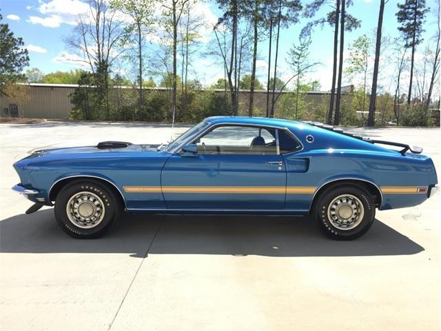1969 Ford Mustang | 878186