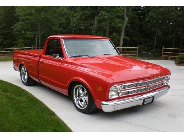 1968 Chevrolet C10 1/2 Ton Pickup | 878193