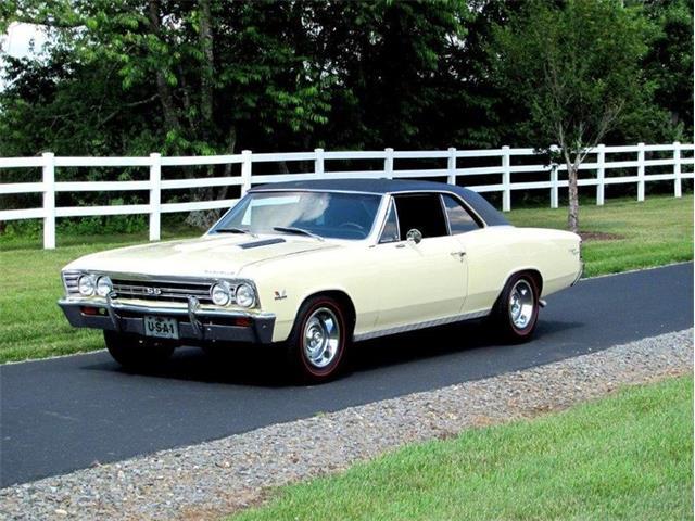 1967 Chevrolet Chevelle SS | 878194