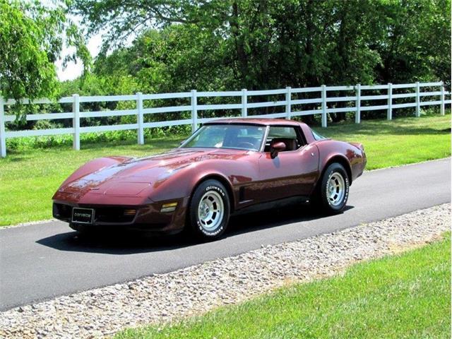 1981 Chevrolet Corvette | 878197