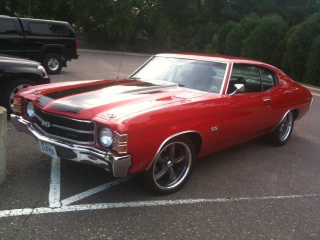 1971 Chevrolet Chevelle SS | 878200