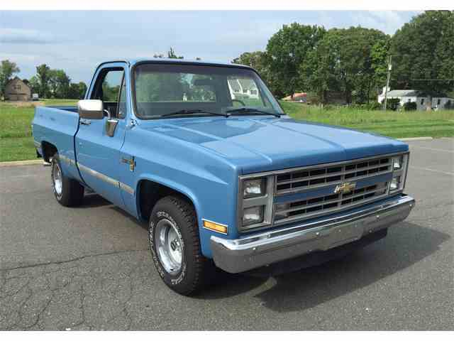 1986 Chevrolet Pickup | 878205
