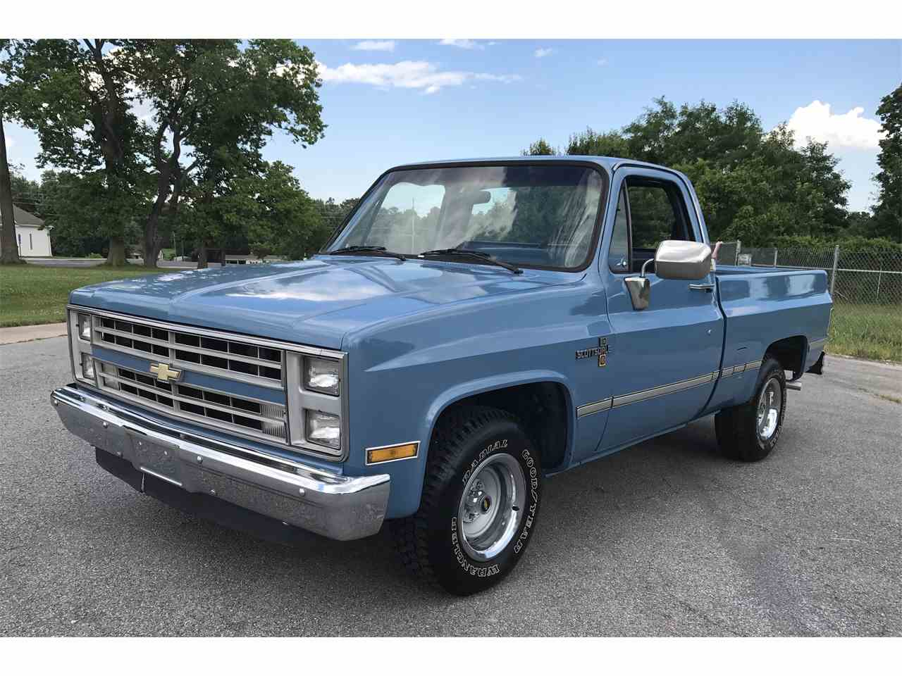 Large Picture of '86 Pickup - ITML