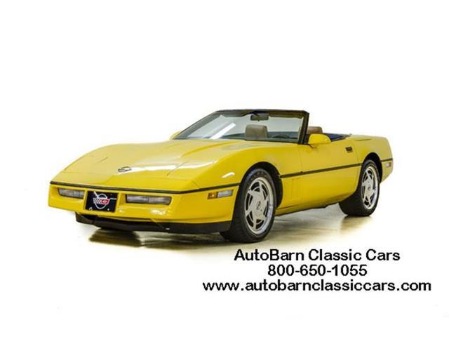 1987 Chevrolet Corvette | 878206