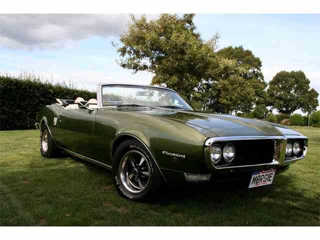 1968 Pontiac Firebird | 878207