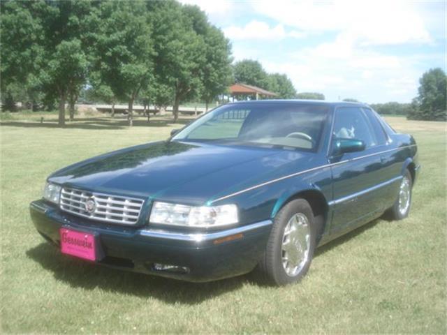 1997 Cadillac Eldorado   878208