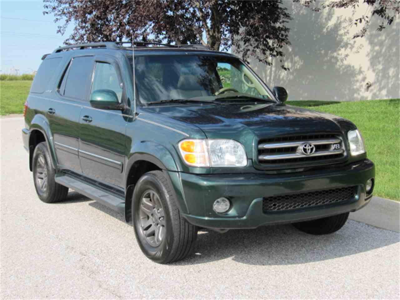 2003 Toyota Sequoia for Sale - CC-878209