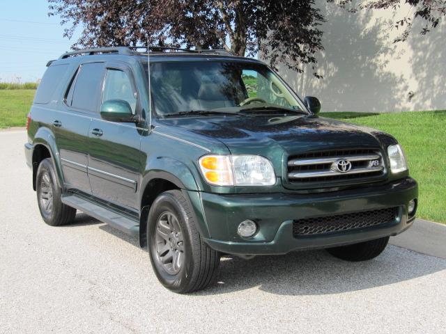2003 Toyota Sequoia | 878209