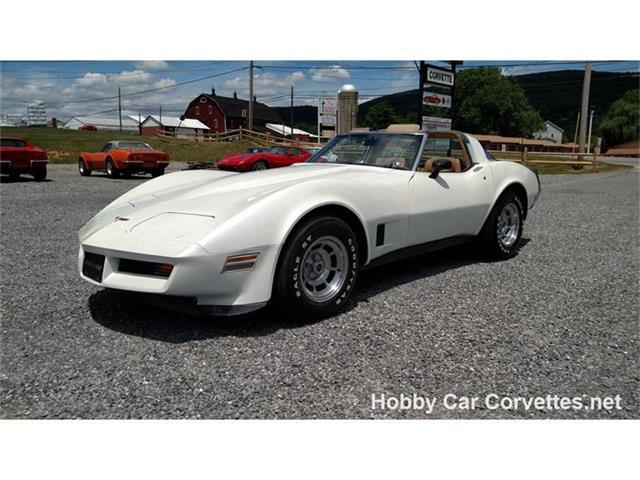 1981 Chevrolet Corvette | 878215