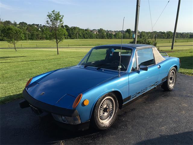 1973 Porsche 914 | 878218