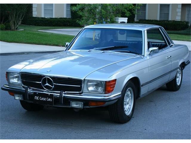 1973 Mercedes-Benz 450SLC | 878219