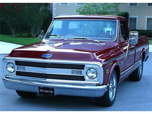 1970 Chevrolet C/K 10 | 878224