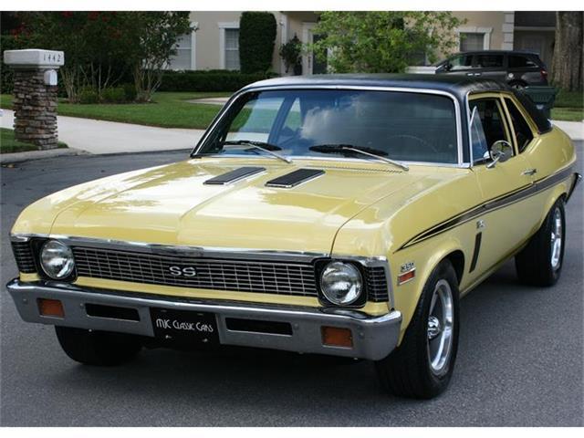 1972 Chevrolet Nova | 878225