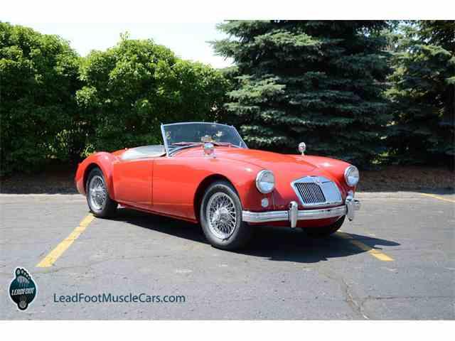 1956 MG MGA | 878232