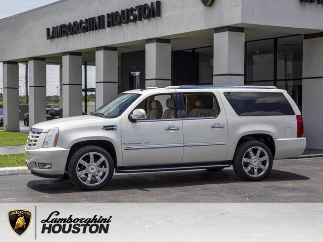 2009 Cadillac Escalade | 878237