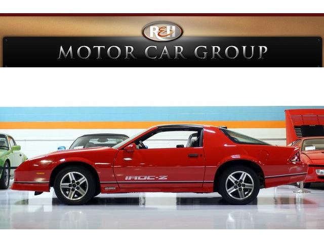 1986 Chevrolet Camaro | 878239