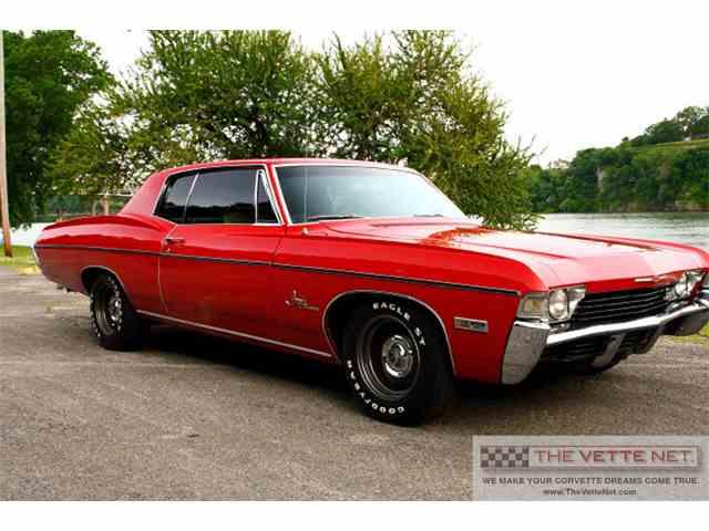 1968 Chevrolet Impala SS | 878248
