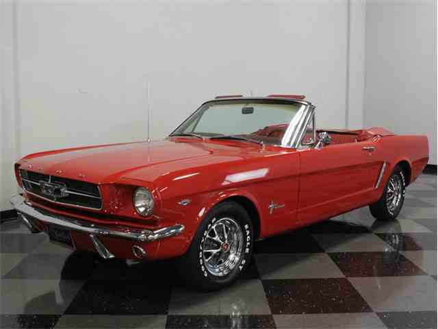 1965 Ford Mustang | 878265