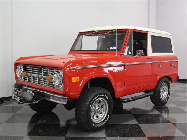 1974 Ford Bronco | 878274