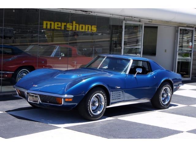 1972 Chevrolet Corvette | 878277
