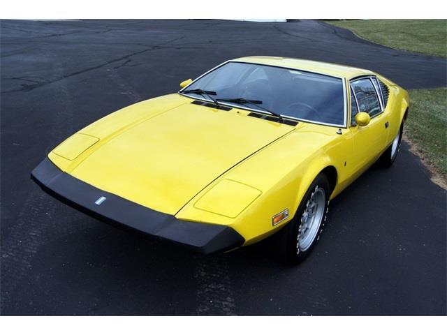 1974 DeTomaso Pantera | 878280