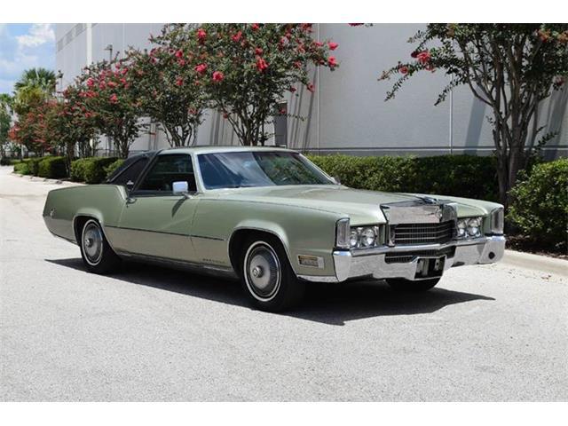 1970 Cadillac Eldorado | 878286