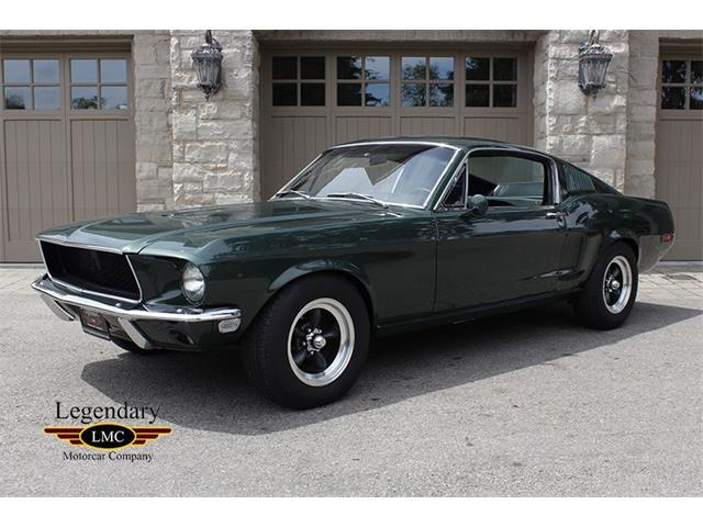 1968 Ford Mustang | 878291