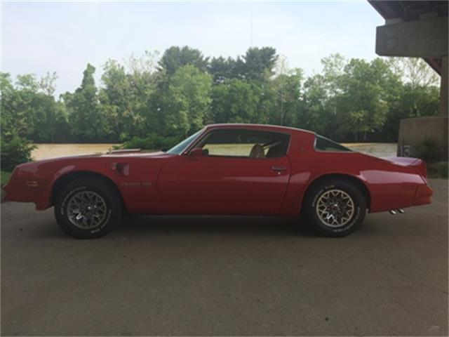 1977 Pontiac Firebird Trans Am | 870831