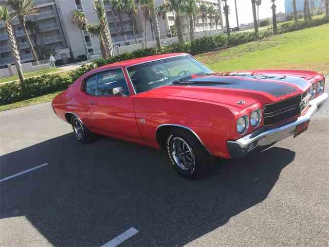 1970 Chevrolet Chevelle SS | 870833