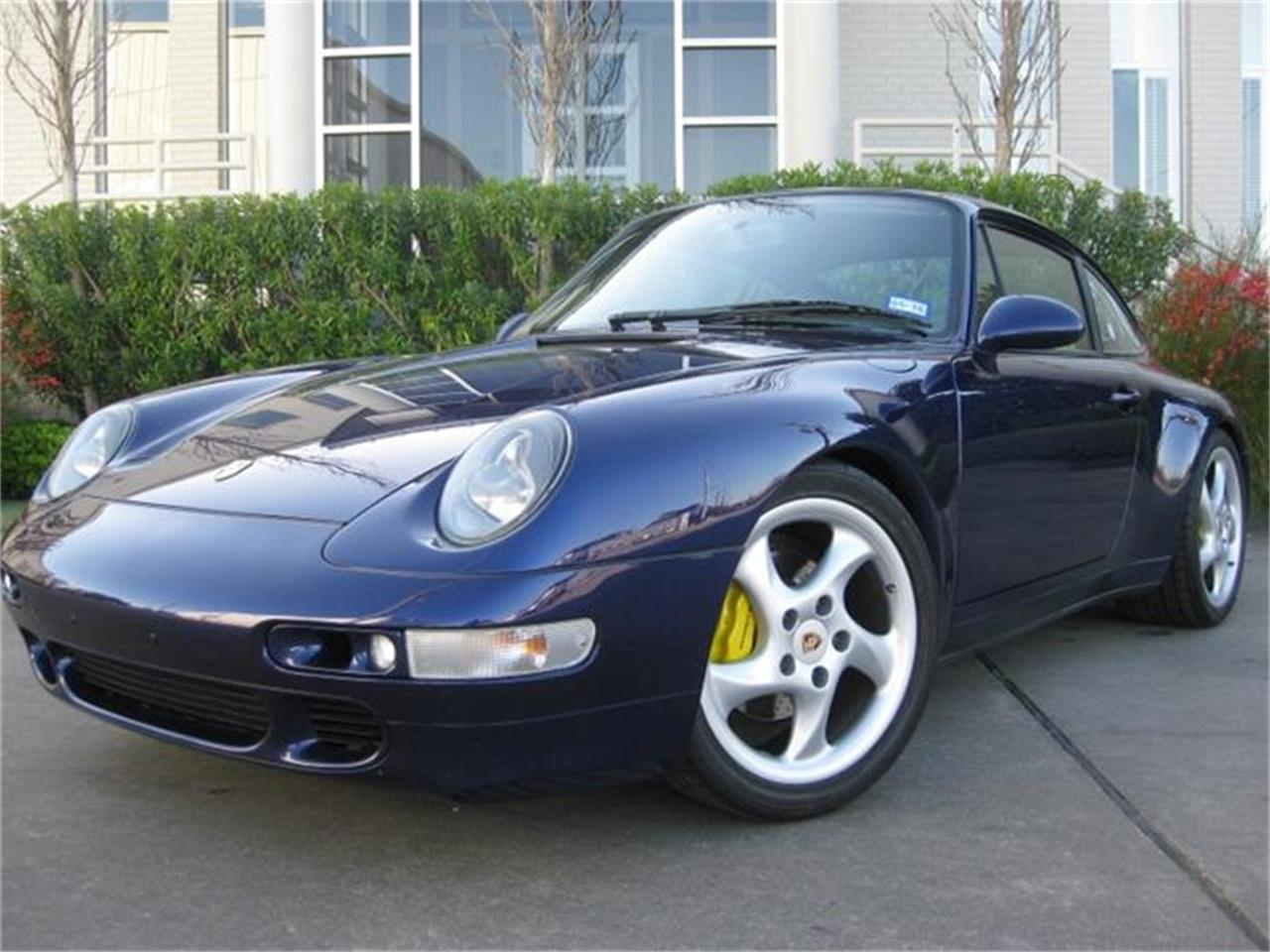 1996 porsche 911 carrera for sale cc 870837. Black Bedroom Furniture Sets. Home Design Ideas