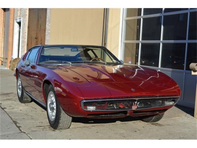 1970 Maserati Ghibli | 878376