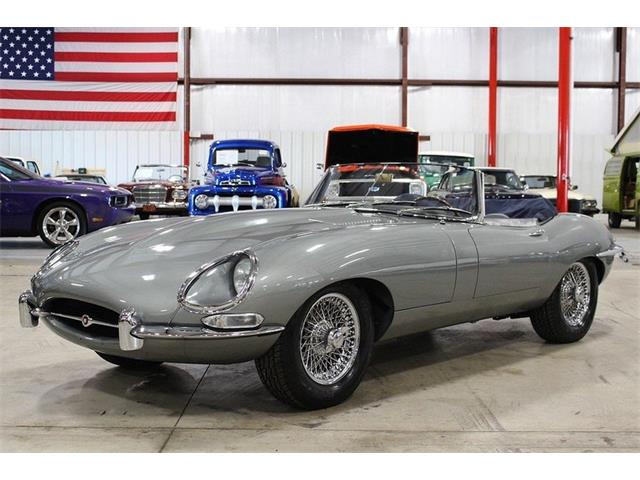 1962 Jaguar E-Type | 878383