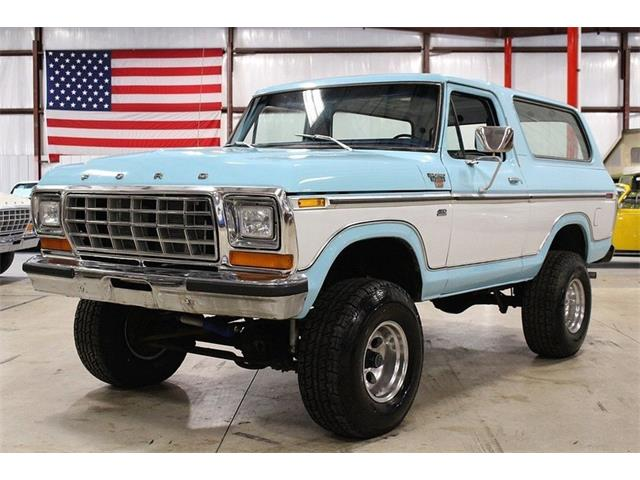1979 Ford Bronco | 878386