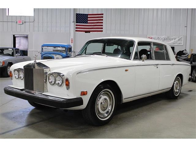 1974 Rolls-Royce Silver Shadow | 878396