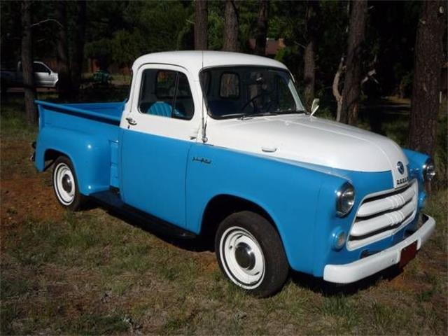 1955 Dodge 1/2 Ton Pickup | 878401