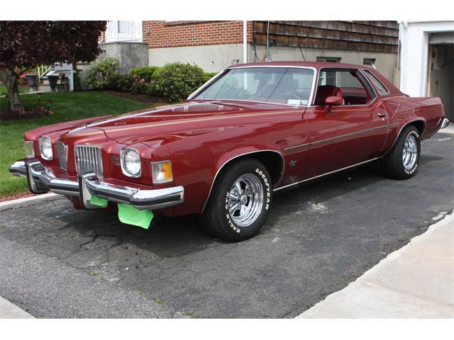 1973 Pontiac Grand Prix | 870843