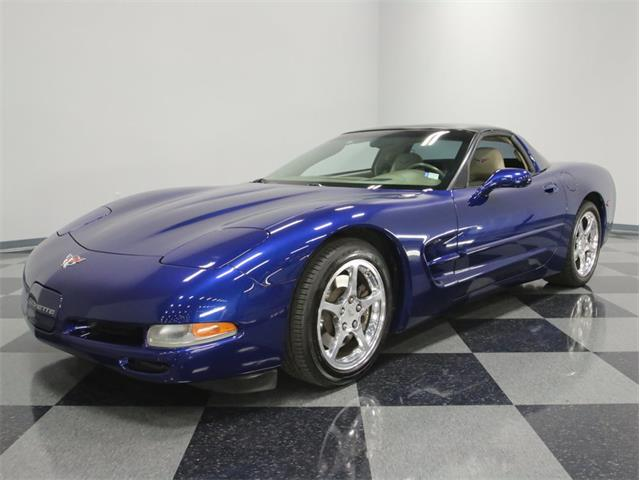 2004 Chevrolet Corvette Commemorative Edition | 878448